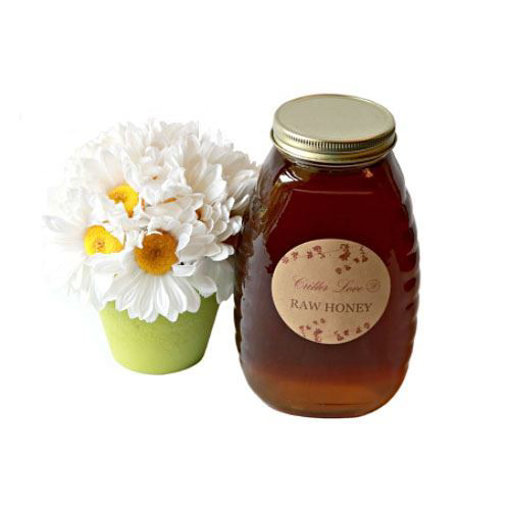 Picture of Critter Love Raw Wildflower Honey