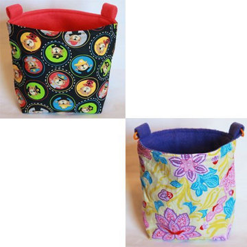 Picture of Standard Cage Pouches Cotton/Fleece